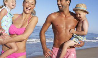 Familienurlaub in der Türkei - Urlaub am Strand