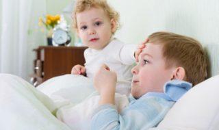 Erkältung und Grippe bei Kindern: Symptome und Hausmittel