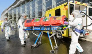 Ebola-Epidemie: Ebola Symptome und Verlauf bei Infektion mit dem Ebolavirus