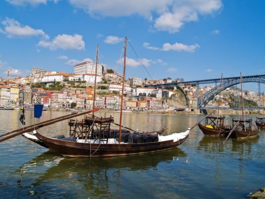 Familienurlaub Portugal an der Algarve, Porto