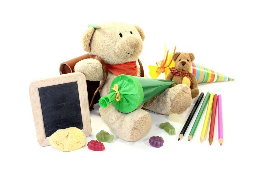 Anleitung mit Tipps und Ideen für die Schultüte bzw. Zuckertüte