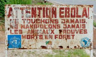 Reisewarnung: Reisen in Ebola-Länder, Westafrika
