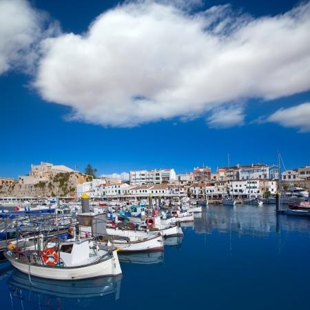 Ciutadella Hafen Menorca Wetter Strände Klima