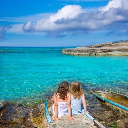 Urlaub Formentera mit Familie und Kindern