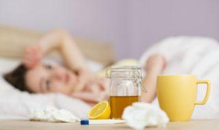 Fiebertee Rezept - Hausmittel zum Fieber senken
