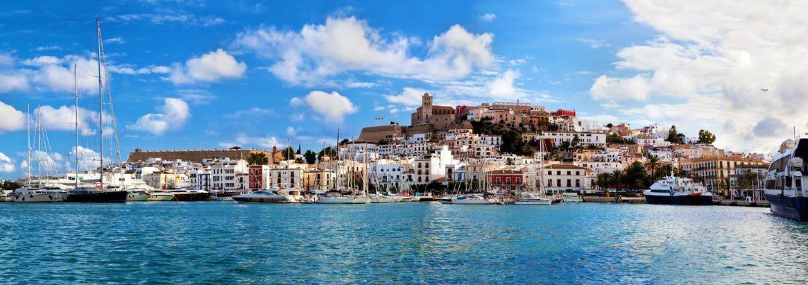 Familienurlaub - Ibiza Urlaub mit Kindern - Ibiza-Stadt Eivissa