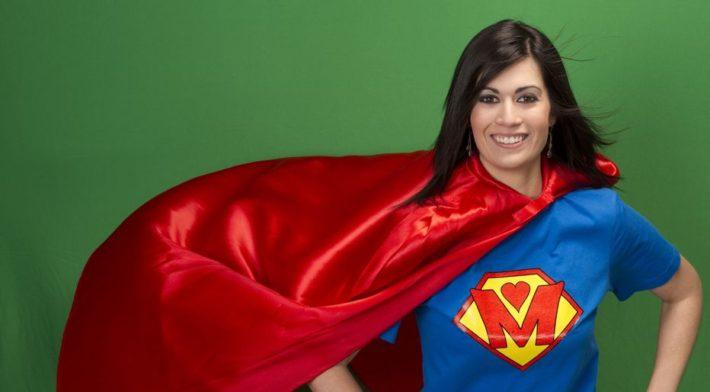 Supermama - wie werde ich zu einer super Mama