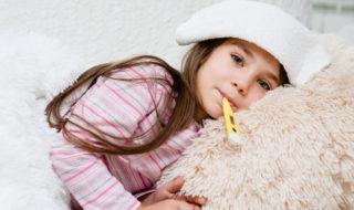 Fiebersenkende Hausmittel: Wadenwickel Baby, Kleinkind und Kind