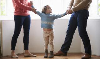 Kinder und Trennung mit Kind – Scheiden tut weh – Patchworkfamilie und Umgang