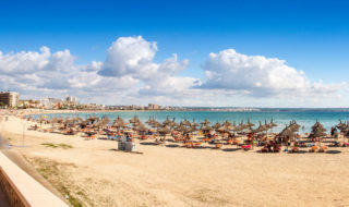 Urlaub Balearen Inseln Familienurlaub am Strand