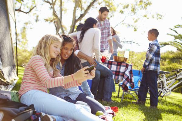 Urlaub ohne Eltern - Ferienlager für Kinder