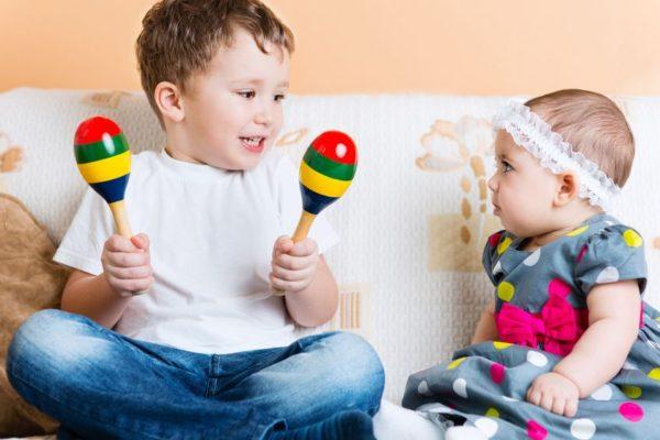 Frühkindliche Musikerziehung und musikalische Früherziehung