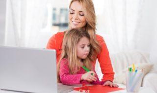 Wenn junge Mütter den Schulabschluss nachmachen oder nachholen