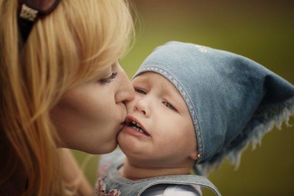 Trotzphase bei Kindern und Kleinkindern