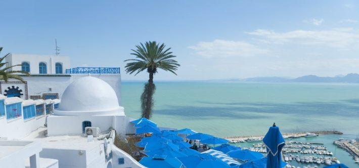 Familienurlaub in Tunesien Sidi Bou Said Tunis
