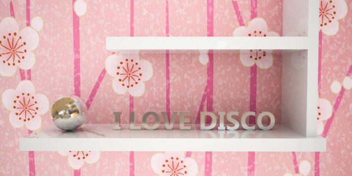 Tapeten für das Jugendzimmer mit schönen Farben, Motiven und Mustern