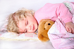 Tipps Kinderschlaf