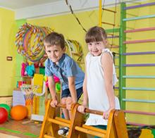 Bewegungsangebote im Kindergarten