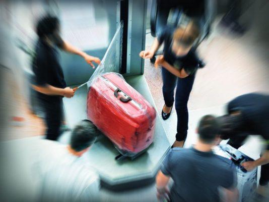 Gepäckschäden