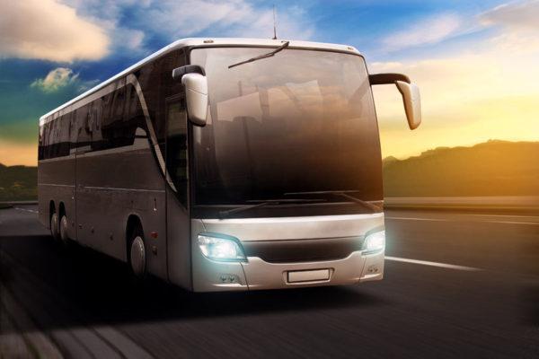 Rundreise im Bus