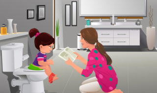 Wie kann mein Kind trocken werden