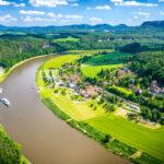 Familienurlaub in der Sächsischen Schweiz