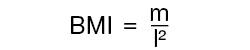 BMI-Formel