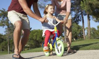 Anleitung Fahrradfahren lernen