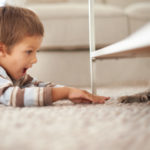Bodenbelag im Kinderzimmer