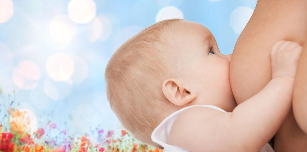 Brustpflege während der Schwangerschaft und in der