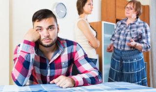 Schwiegereltern - Probleme und Streit