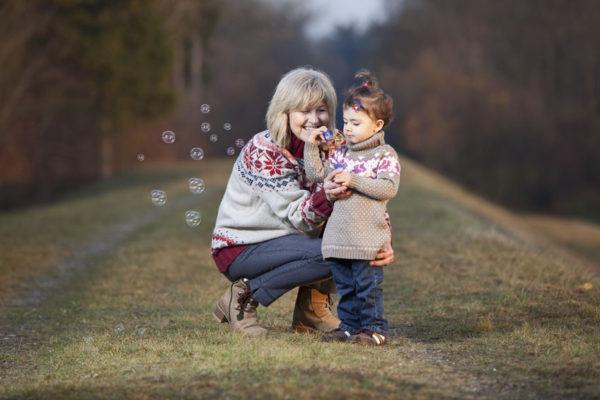 Tagesgroßeltern: Tagesoma, Tagesopa