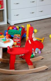 Platz im Kinderzimmer ausnutzen