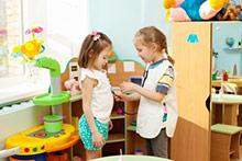 Doktorspiele im Kindergarten