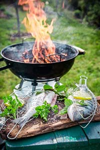 Rezept und Anleitung für Fische grillen