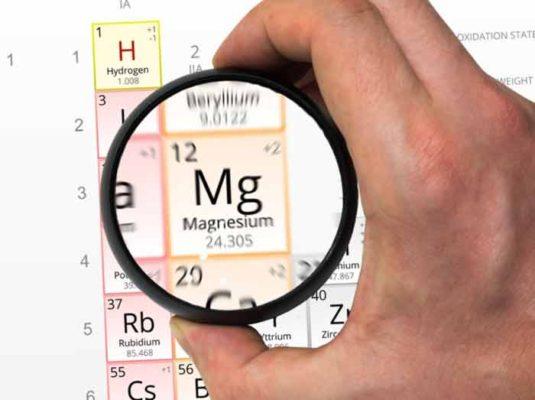 Magnesiummangel bei Kindern