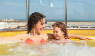 Kinderbetreuung Kreuzfahrtschiff