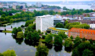 Urlaub in Kiel Städtereise mit der Familie