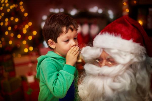 Weihnachtsmann buchen