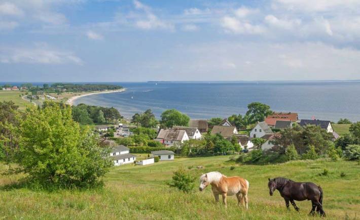 Familienurlaub mit Kindern auf Rügen