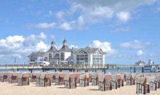 Sellin auf Rügen - Informationen, Strand, Unterkünfte, Ferienwohnungen, Sehenswürdigkeiten