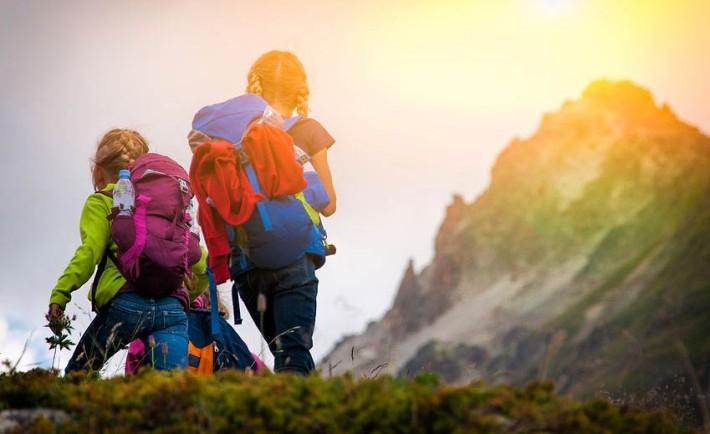 Abenteuerurlaub mit Kind