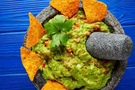Avocadodip: Guacamole selber machen