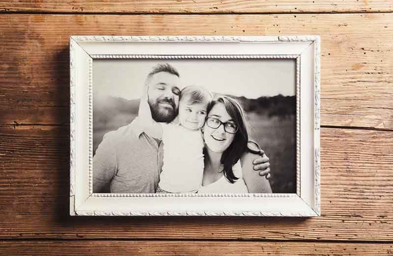 Portraitfotografie: Familienfotografie und Kinderfotografie