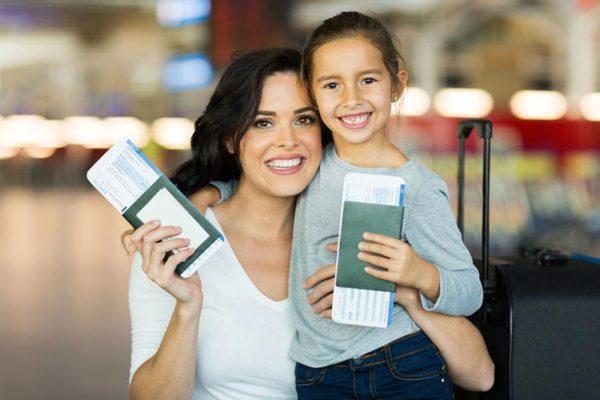 Ausweispflicht beim Kind: Kinderreisepass im Ausland auf Reisen
