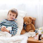 Baby oder Kind im Urlaub und Ausland krank