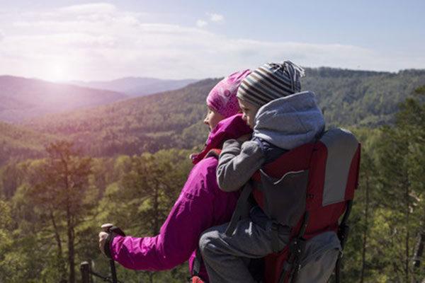 Wanderurlaub mit Kindern