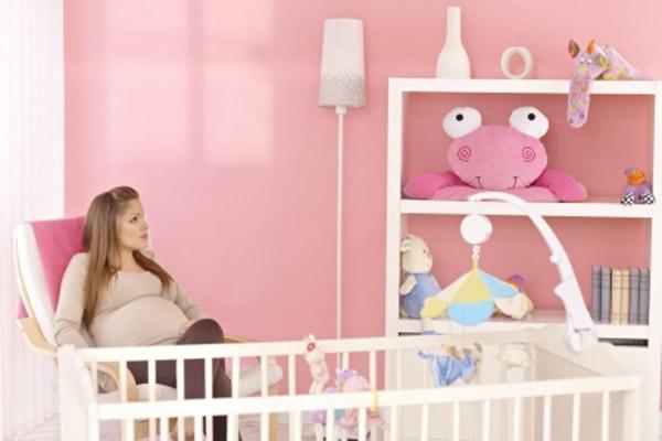 Babyzimmer einrichten - socko