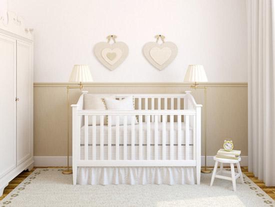 Einrichtung Babyzimmer Schrank