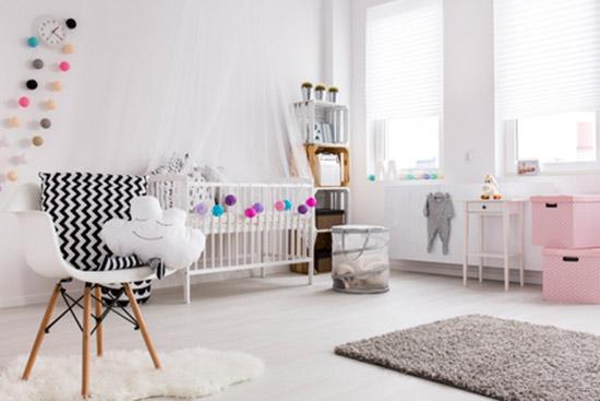 Einrichtungsbeispiele Babyzimmer